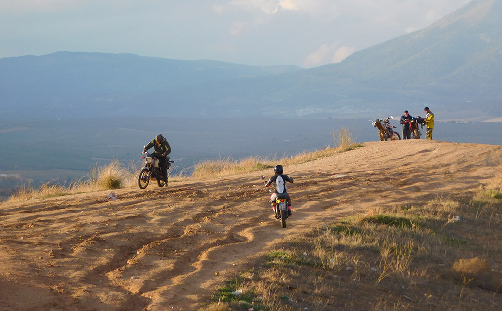 Motocross in Santa Fe