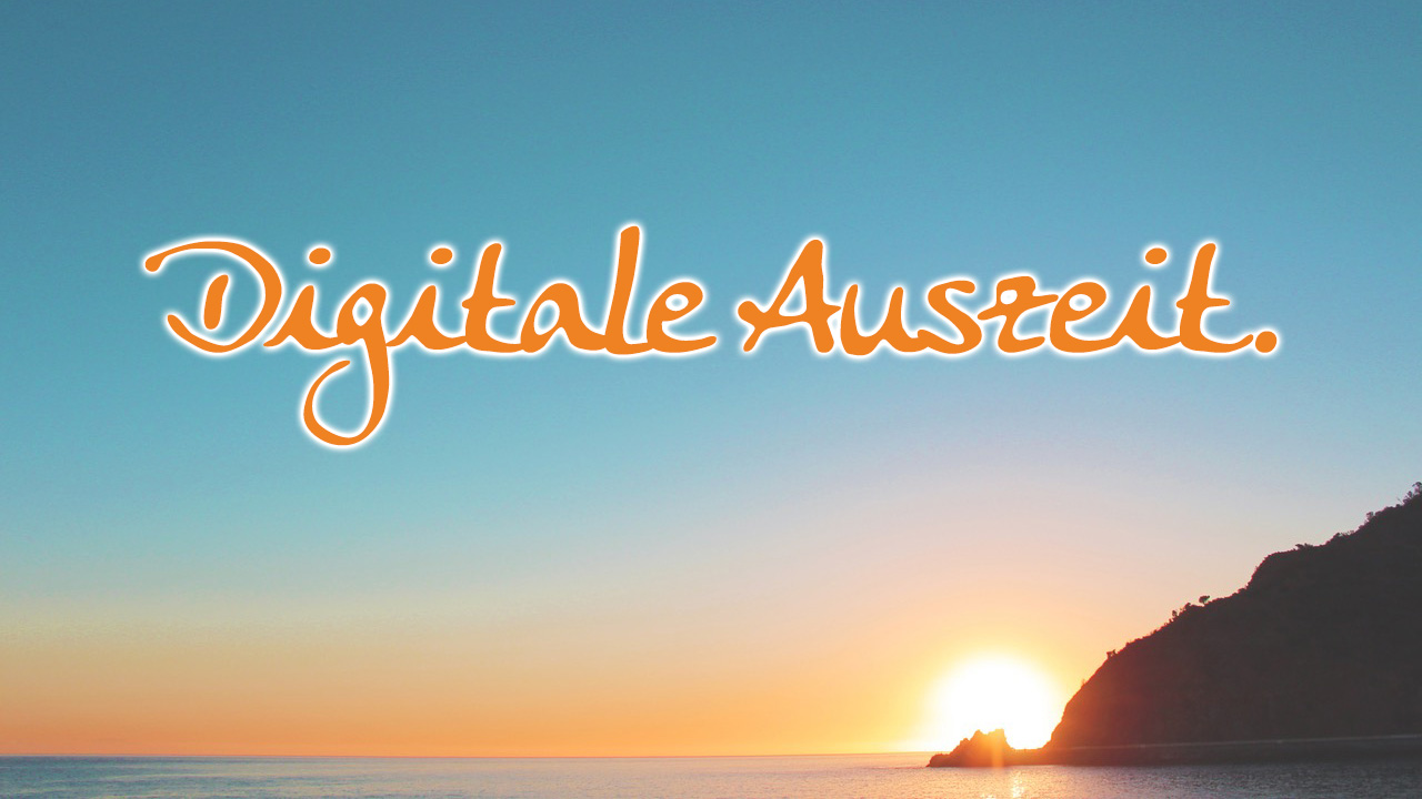 Digitale Auszeit. Thumbnail